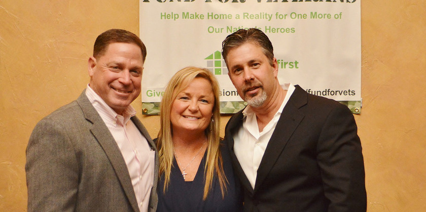 H4H Photo with David White Megan and Robert