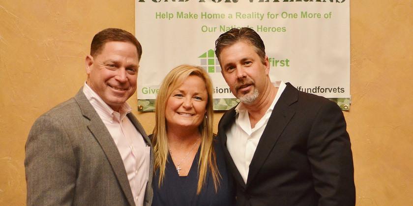 H4H Photo with David White Megan and Robert