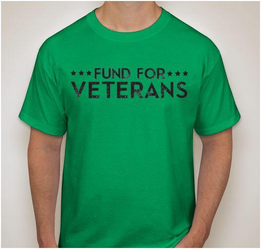 Green Shirt Front