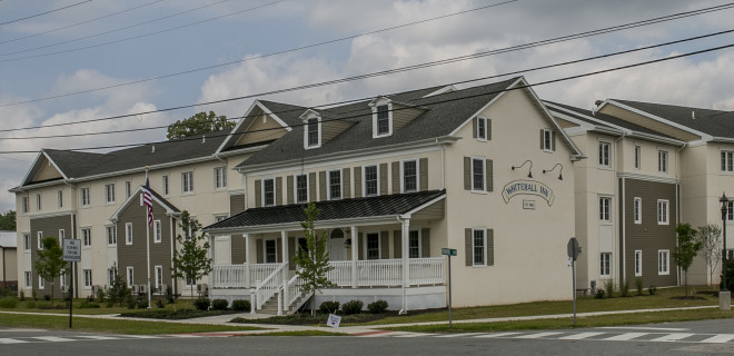 Housing for Veterans in Spring City, PA: The Whitehall Apartments ...